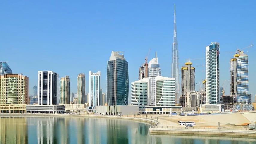 В ОАЭ без визы