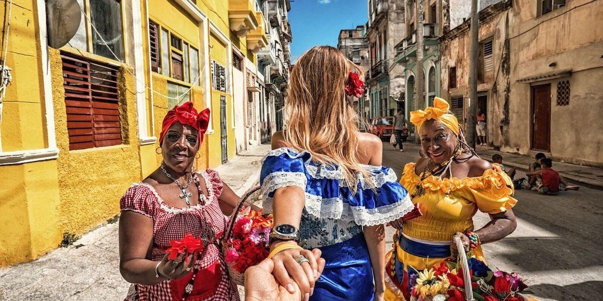 Гавана закрыта для туристов