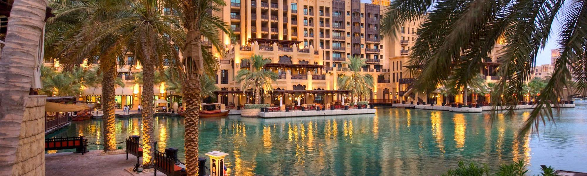 Наиболее популярные отели в ОАЭ