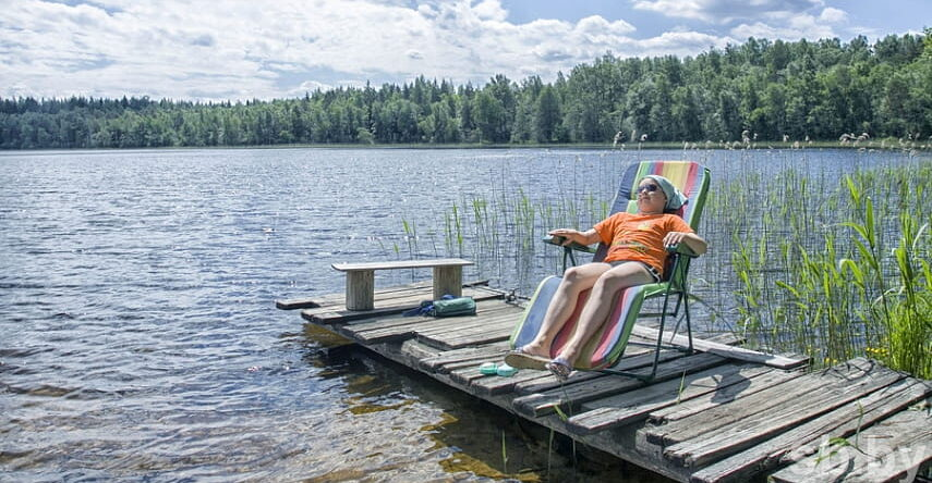 Тенденция на отдых в Беларуси