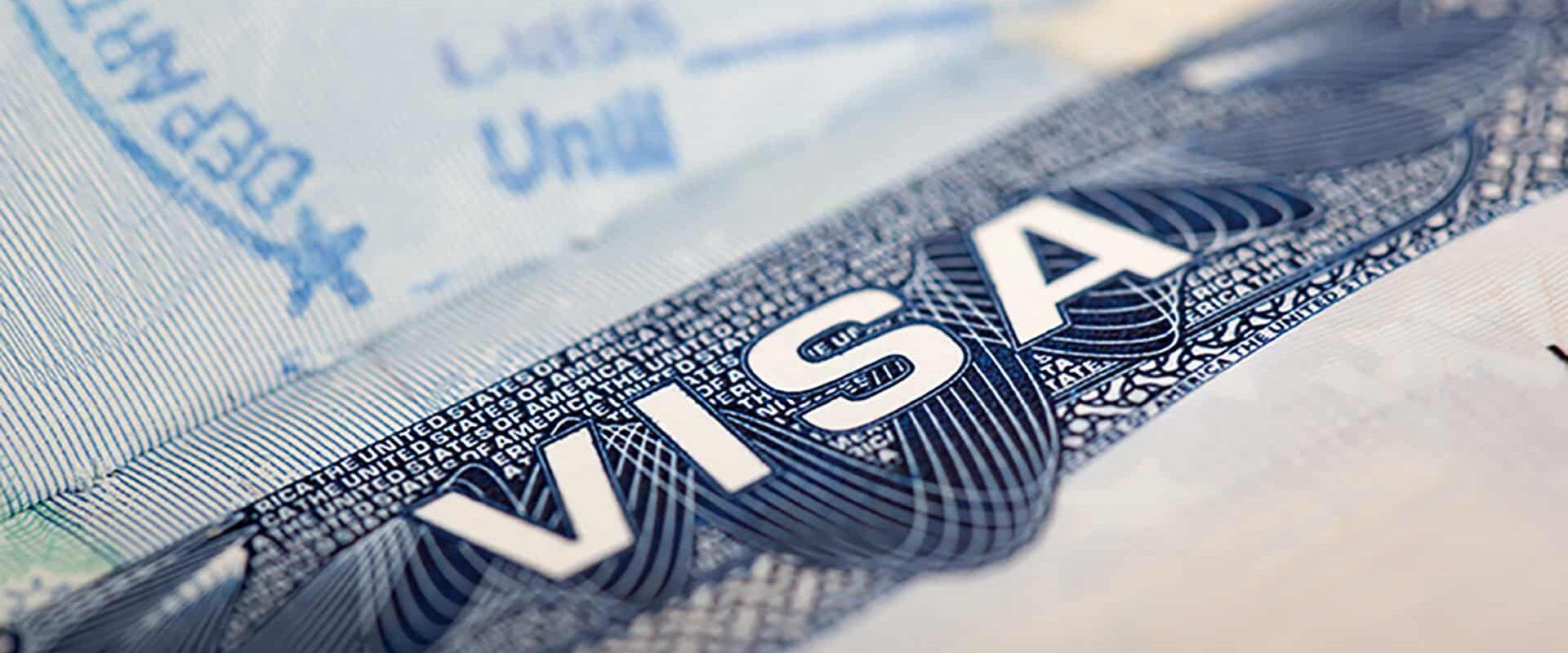 Прекращение выдачи виз в Беларусь